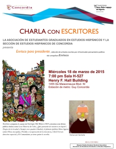 HSGSA Charla Escritores_poster_ER_18mar2015