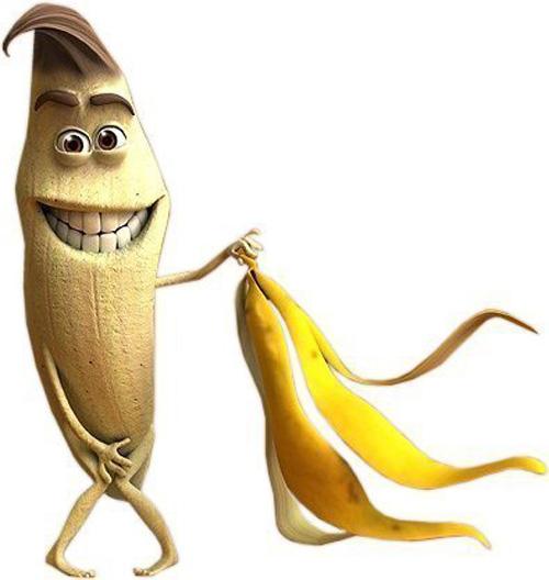 nude banana