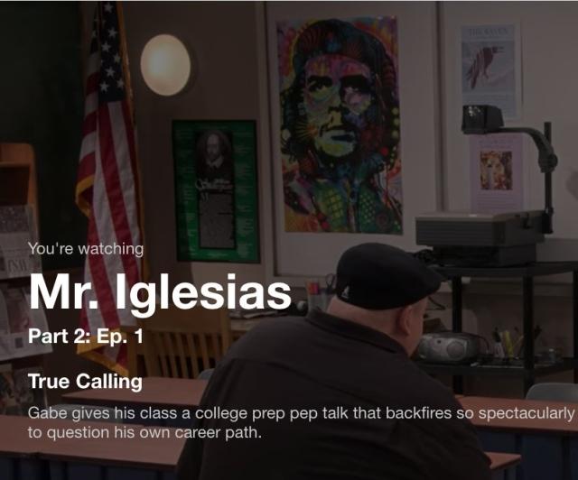 Mr Iglesias-Che asesino